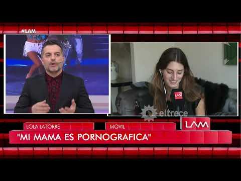 Picantes reproches al aire de Lola Latorre a su mamá Yanina