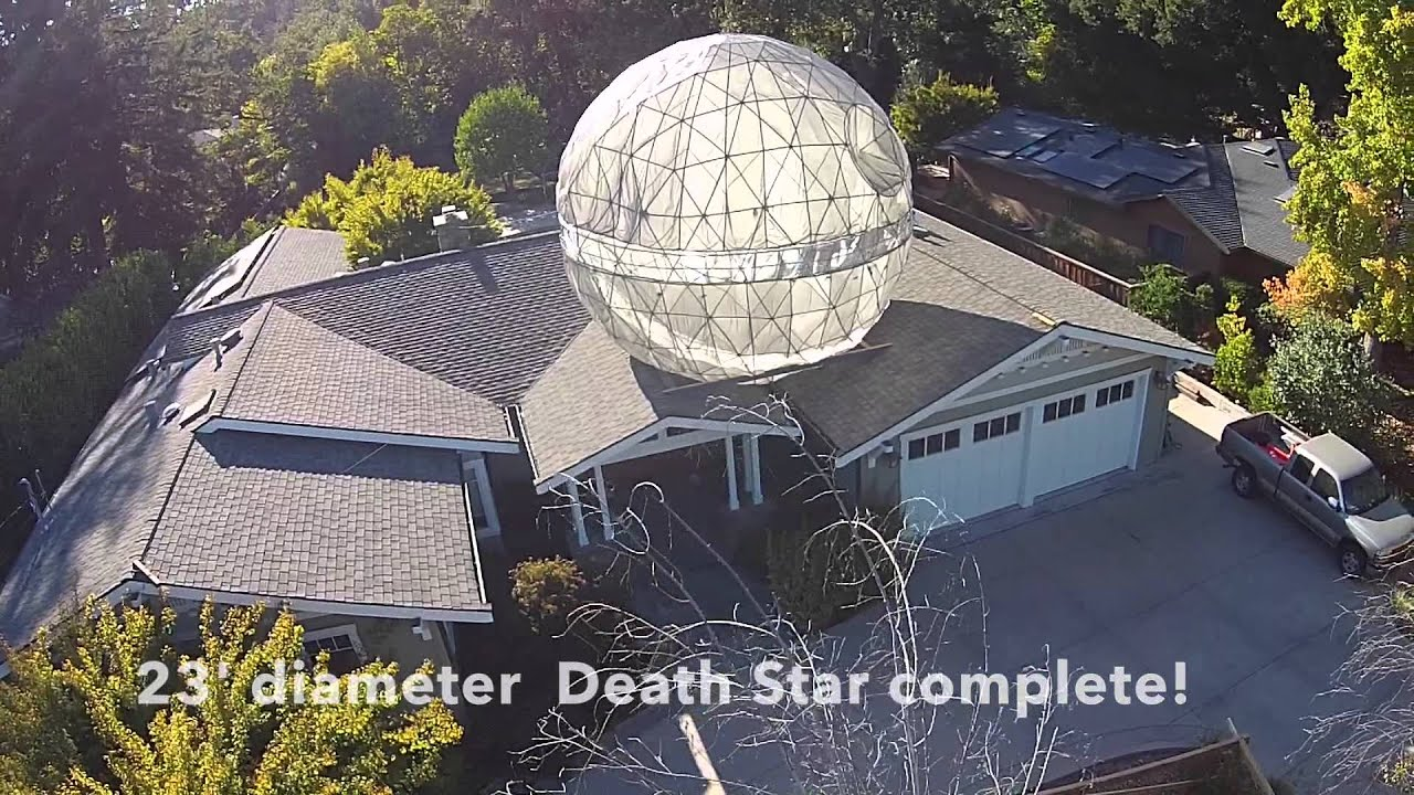 Death Star in Lafayette, CA