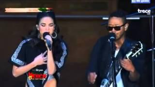 Melissa & Kalimba - Volver a Caer \Tanto Amor\  | Fiestas Patrias (MÉXICO) 2015