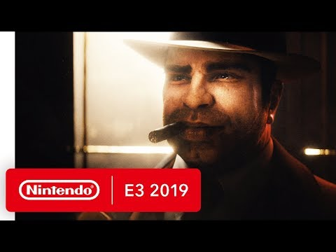 Empire of Sin – Nintendo Switch Trailer – Nintendo E3 2019