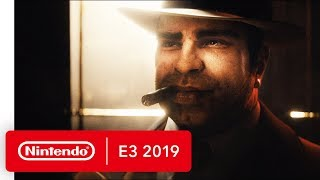Empire of Sin - Nintendo Switch Trailer - Nintendo E3 2019