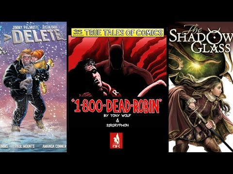 Comic Book Reviews from Pete