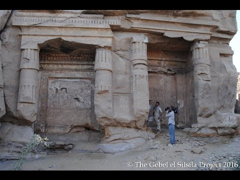 """Mysterious underwater opening"" Discovered at Gebel el Silsila in Egypt Hqdefault"