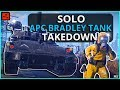 RUST SOLO PLAYER Vs The APC Bradley TANK TAKEDOWN Rust Solo Survival Gameplay Ep4 mp3