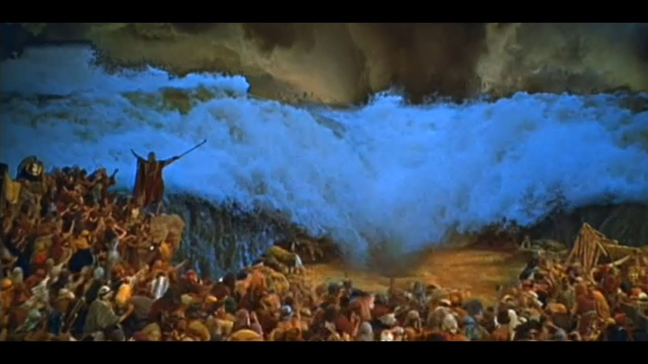 """MOSES: Movie Scene """"Moses Meets God"""" - YouTube  Moses The Movie Youtube"""