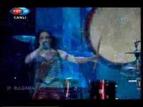 Elitsa & Stoyan - Water ( Bulgaria Eurovision 2007 LIVE)