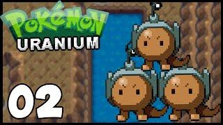 Pokemon Uranium - Parte 2 - Palle d