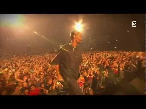 Snoop Dogg - Regulate feat.Warren G - Paris Zénith 2011