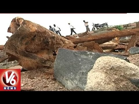Missing Lorry Found In Karimnagar District after 34 Years | V6 News