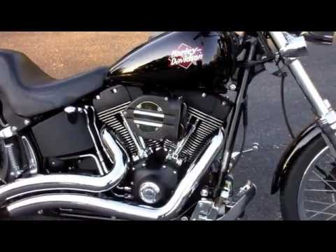 2000 HARLEY FXSTB SOFTAIL NIGHT TRAIN FOR SALE IN TAMPA FLORIDA