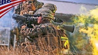 """カールグスタフの最新型""""M4""""を導入する米海兵隊(沖縄駐留)"""
