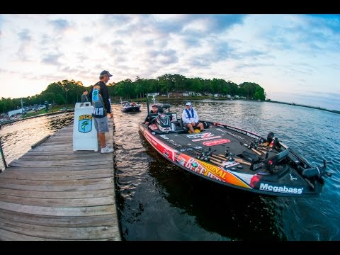 Luke Clausen: Making up ground on Day 2 at Toledo Bend