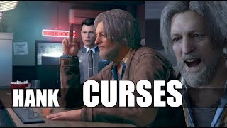 Detroit Become Human - Angry Cranky Hank Curses Up A Storm [ Oops, I Did It Again ]