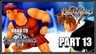 Road to Kingdom Hearts 3 | Kingdom Hearts HD 2.5 ReMIX - Most Valuable Gangsta!