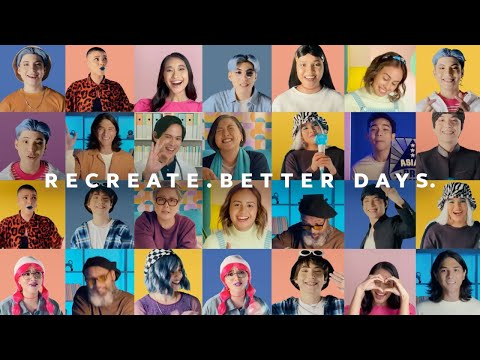 recreate.-better-days.-|-globe