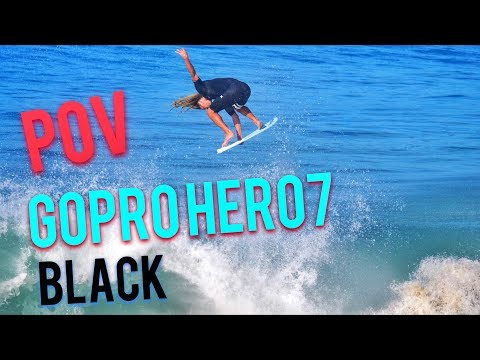 GoPro Hero7 Black - Austin Keen Skimboarding