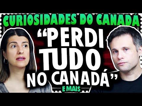 """""""DEU TUDO ERRADO COMIGO NO CANADÁ, PERDI TUDO E ME FERREI"""" e mais - CANADÁ DIÁRIO RESPONDE #67"""
