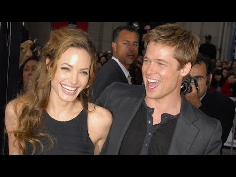 Angelina and Brad's Most Romantic Moments
