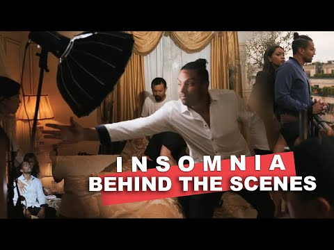 "TJ Jackson - The Making of The ""Insomnia"" Music Video"