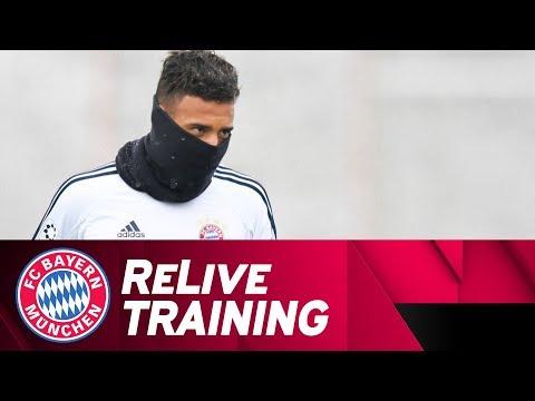 FC Bayern Training at Säbener Straße | ReLive