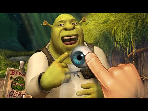 Pocket Shrek Android İos Free Game GAMEPLAY VİDEO