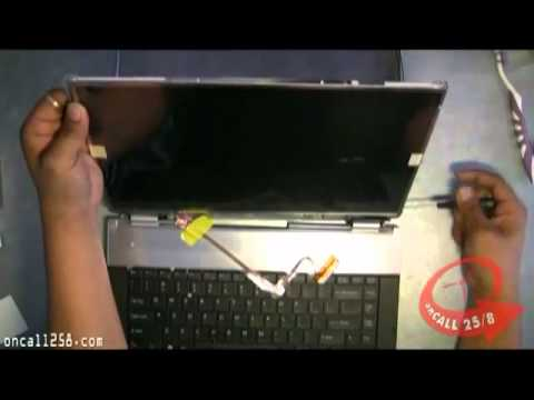 ngocdo====thao lap  Sony VAIO Laptop Broken LCD screen repair by onCall258