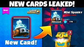 NEW DECEMBER UPDATE LEAKED! (NEW CARDS + ARENA) | Clash Royale