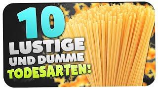 DIE LUSTIGESTEN TODESARTEN!! Killer NUDELN & Fürze! #3