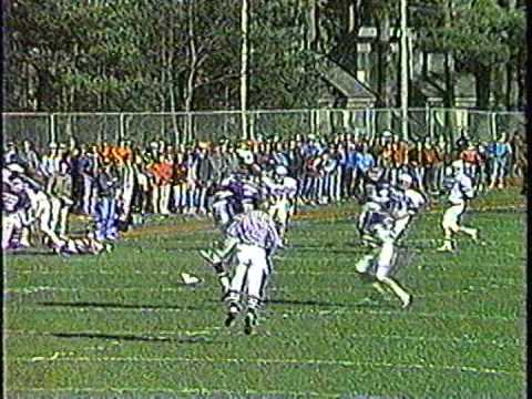 1989 Marshwood vs Skowhegan Maine Class A Champ Game   Part 1