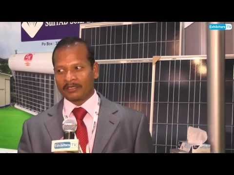 WFES 2015: Solar Inverter by Sun TAB Solar Energy UAE