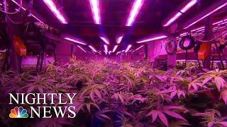 First East Coast Recreational Marijuana Retail Stores To Open Tomorrow | NBC Nightly News