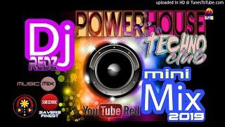 PowerHouse Techno_Club Minimix 2019