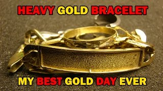MY BEST GOLD DAY EVER - snorkel metal detecting