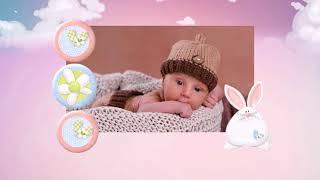 Пример детского слайд-шоу!!!Сохраните самые незабываемые моменты из жизни вашего малыша.