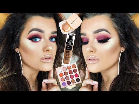 ULTIMATE AUTUMNAL DRUGSTORE GLAM! | Rachel Leary