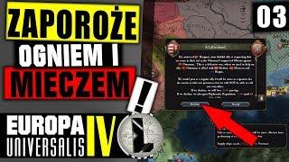 EU4 PL | Zaporoże  Jak na to odpowiedzieć? ⚔️ #03