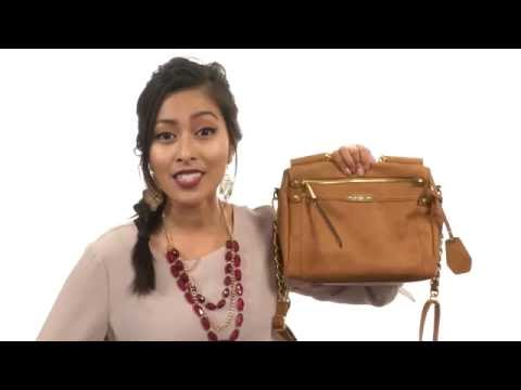 f3ace4209 Jessica Simpson Deven Small Frame Satchel Crossbody SKU:8804246 - YouTube