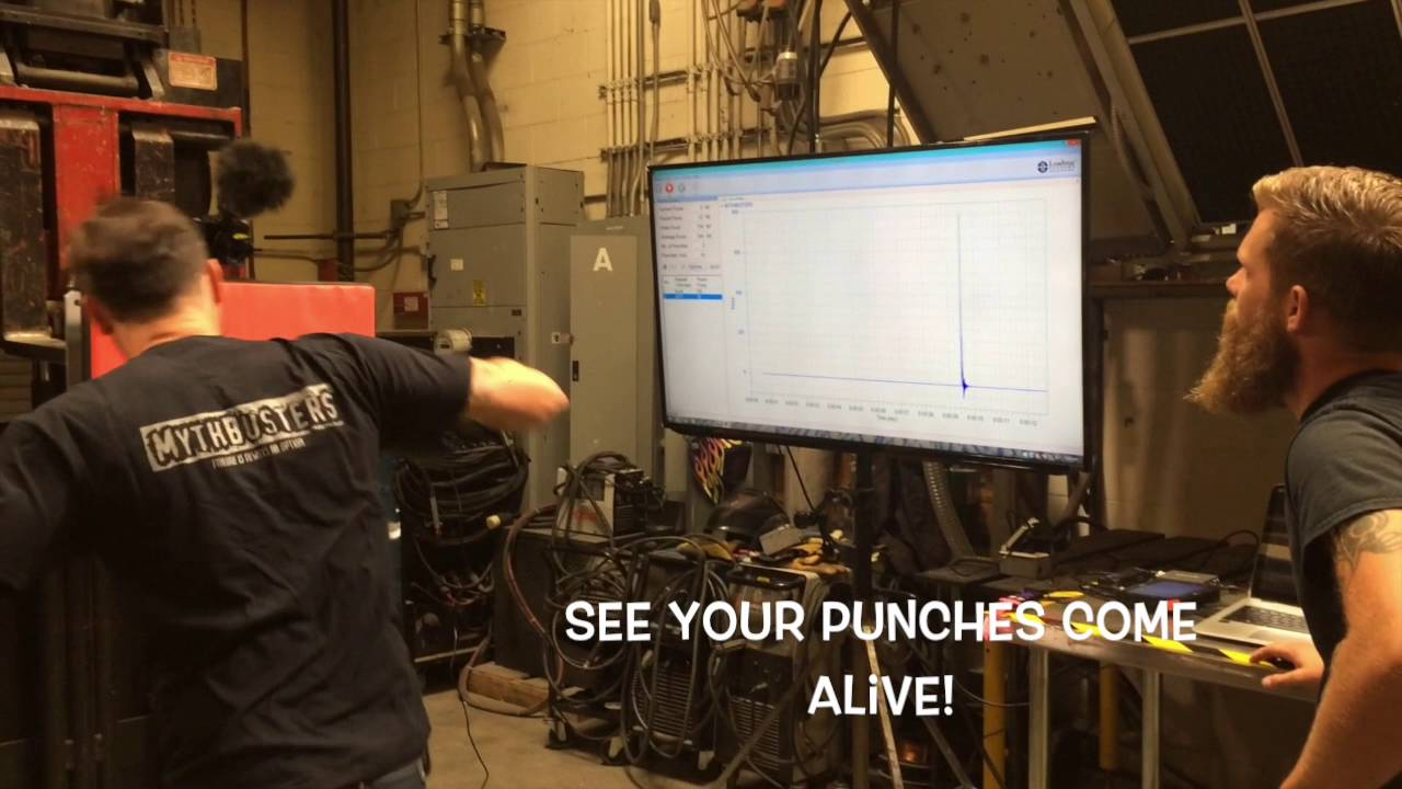 Boxing Training Kit with Punch Force Measurement