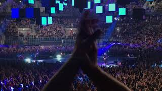 METALLICA - ENTER SANDMAN - Live Mannheim Germany 2018