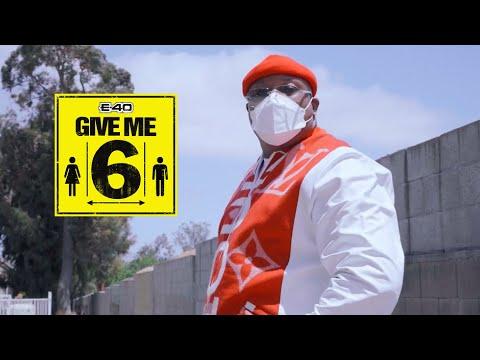 Смотреть клип E-40 - Give Me 6
