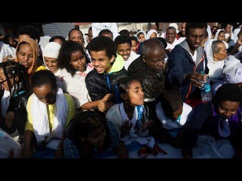 Ethiopian Orthodox Tewahedo Church: Yekolo Temari in America (የቆሎ ተማሪዎች በአሜሪካ)
