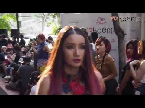 Phoenix Express Yourself on Street by Wella Professionals