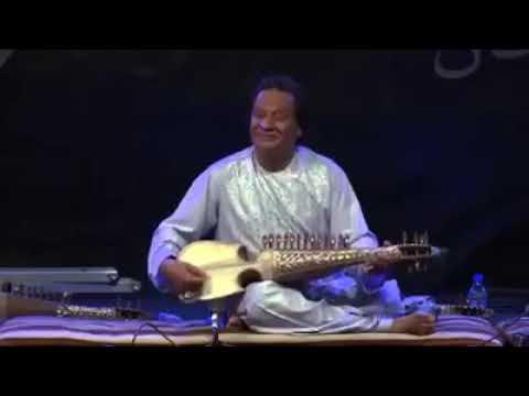 Afghan Rubab vs English Guitar