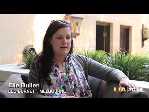 LIA Las Vegas Creative Conversations: Elle Burnett Part 1