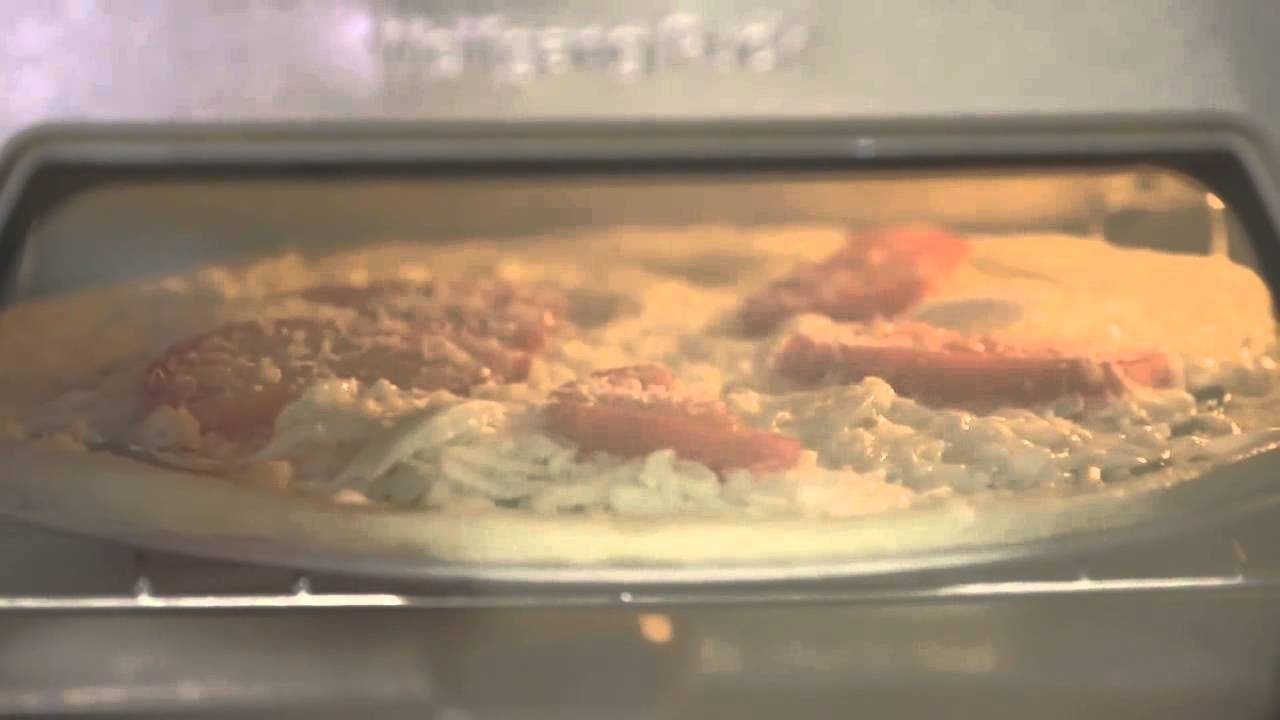 Countertop Pizza Oven Sur La Table : Wolfgang Puck Homemade Pizza and Brioche - YouTube