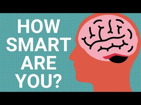 HOW SMART YOU  ARE ? - General Knowledge Test