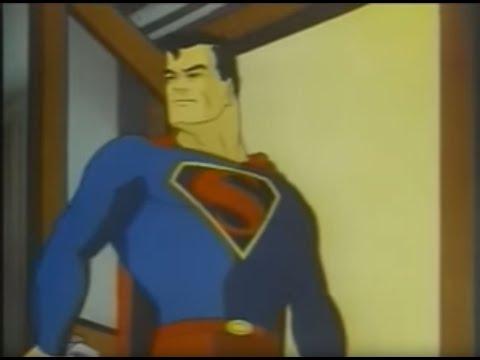Superman Animated Movie 1941-1943...