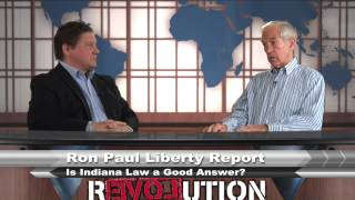 Ron Paul: Is Indiana Law a Good Answer?