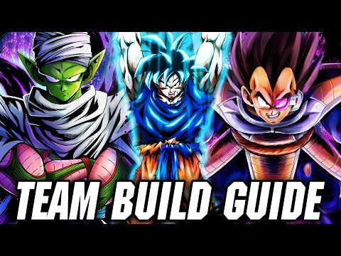 HOW TO BUILD YOUR BEST TEAMS IN DRAGON BALL LEGENDS! | DB Legends Gameplay GUIDE