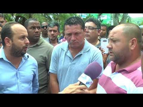 Breaking News: Prefeitura De Magé Embarga Obra De Dutoviário Da Petrobras No Município.